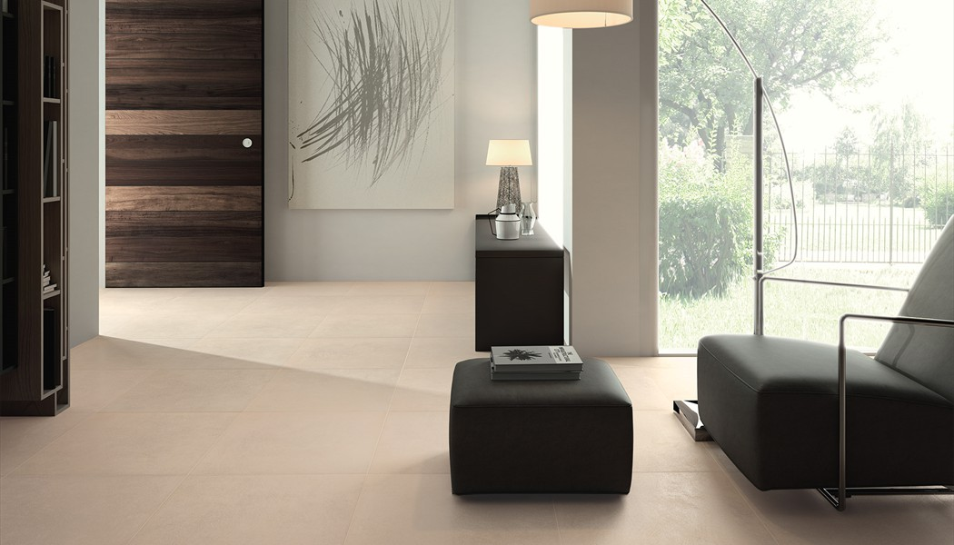 carrelage aspect beton habitat porto venere. Black Bedroom Furniture Sets. Home Design Ideas