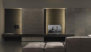 meubles tv et livings composables haut de gamme porto venere. Black Bedroom Furniture Sets. Home Design Ideas