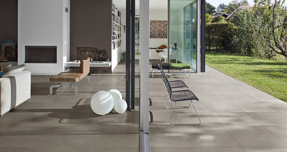 Les carrelages contemporains et design porto venere for Carrelage beton cire beige