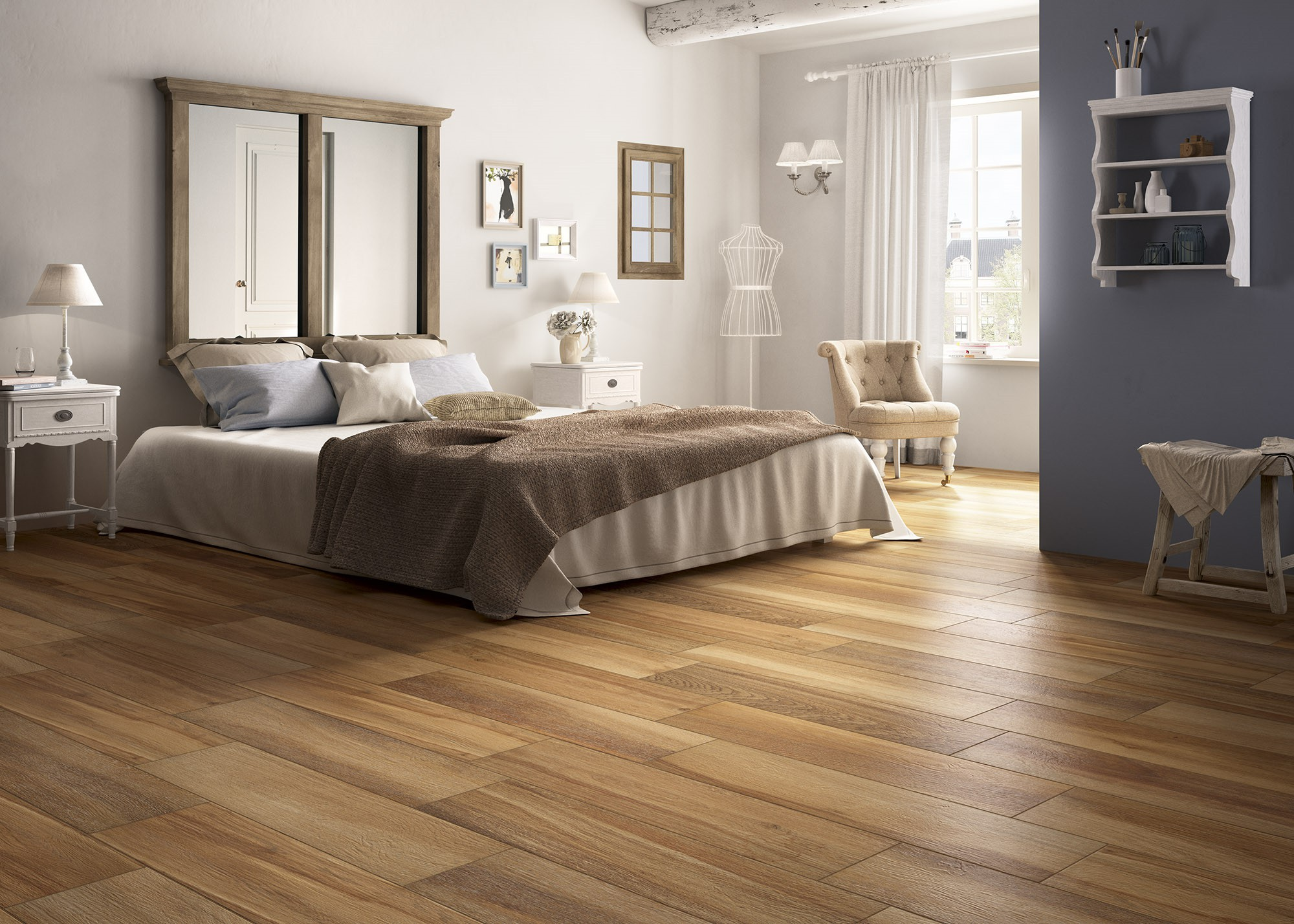 carrelage chambre imitation parquet. great salon carrelage ... - Carrelage Chambre Imitation Parquet