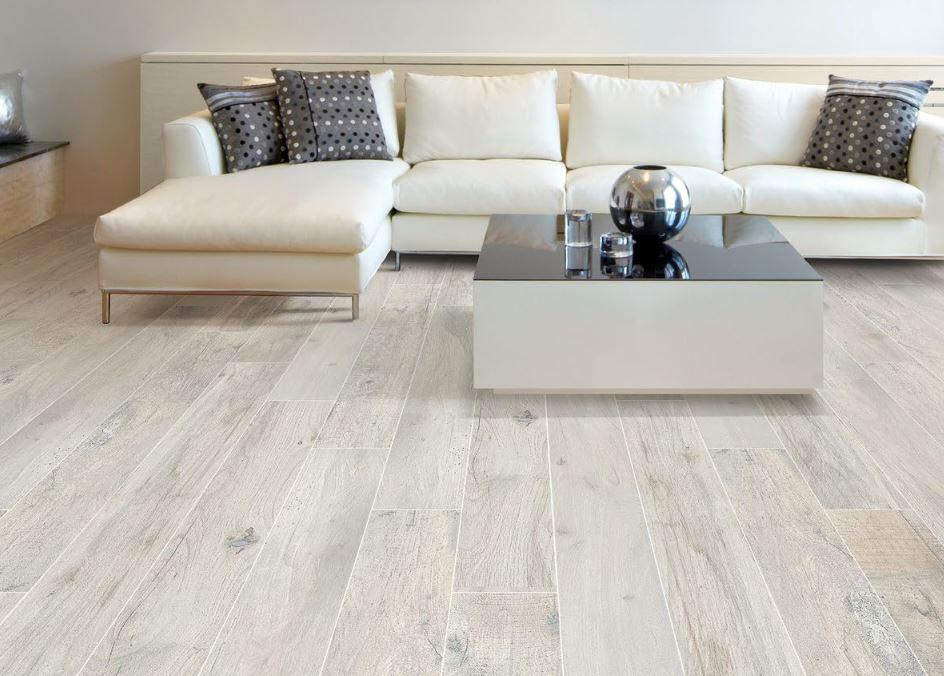 Carrelage imitation parquet bois wood memory porto venere - Salon carrelage imitation parquet ...