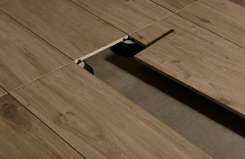 Carrelage gres ceramique for Carrelage aspect bois