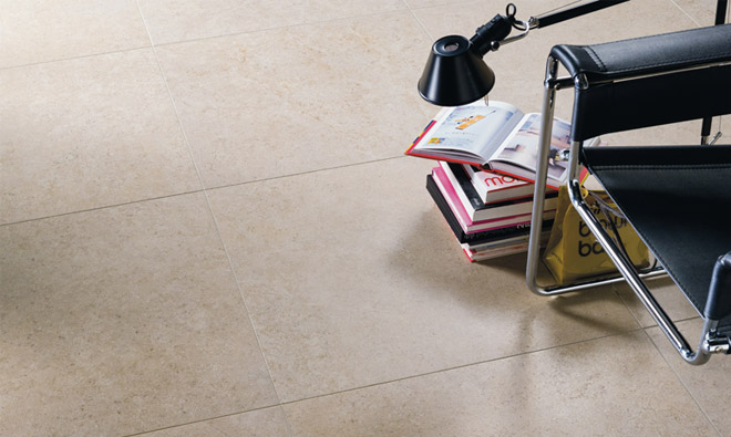 Carrelage aspect pierre buxstone shell porto venere for Carrelage 90x90 beige