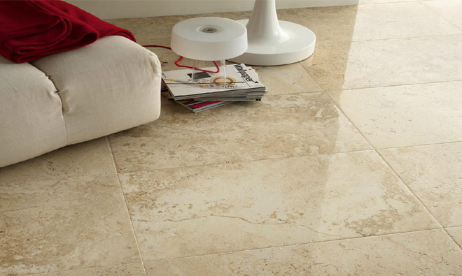 Carrelage in stone golden porto venere for Carrelage stone