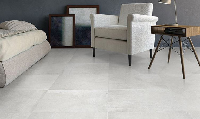 Carrelage contemporain stone nature chalk porto venere for Carrelage stone