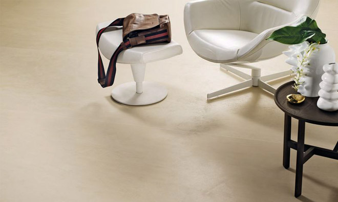 Carrelage extra fin zero3 experience beige tenue porto for Carrelage faible epaisseur renovation