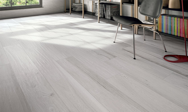 Carrelage imitation parquet for Carrelage imitation bois blanc