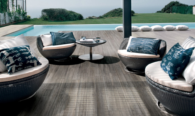 carrelage terrasse imitation monterosso steppa porto venere. Black Bedroom Furniture Sets. Home Design Ideas