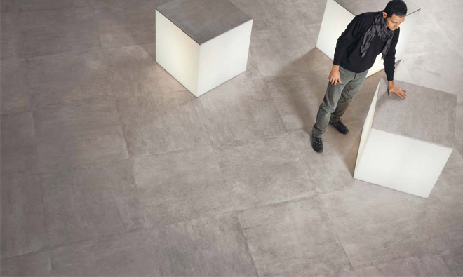 Carrelage 80x80 ardoise for Carrelage 80x80 gris