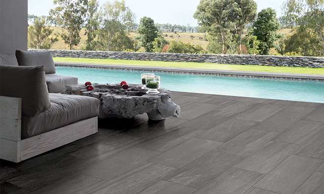 Carrelage exterieur design - Dalle piscine discount ...