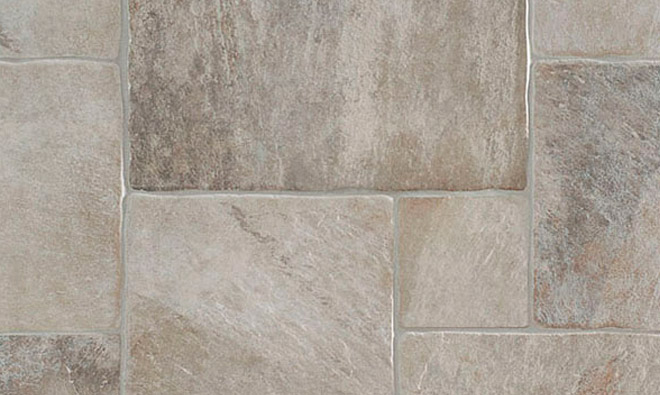 Carrelage traditionnel le terreal sologne gris porto venere for Carrelage salle de bain gris clair
