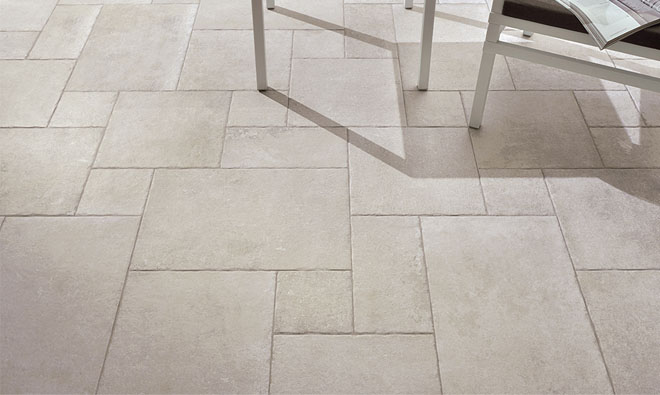 Carrelage traditionnel loire grigio porto venere for Carrelage 75x75 gris