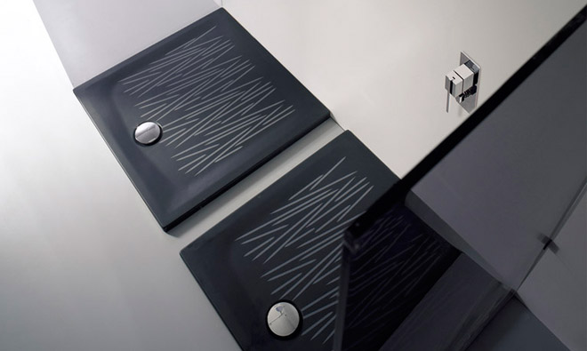 receveur de douche scarabeo filo porto venere. Black Bedroom Furniture Sets. Home Design Ideas