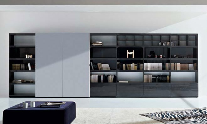 biblioth que dall 39 agnese lapis porto venere. Black Bedroom Furniture Sets. Home Design Ideas