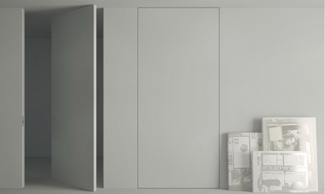 porte placard invisible bv56 jornalagora. Black Bedroom Furniture Sets. Home Design Ideas